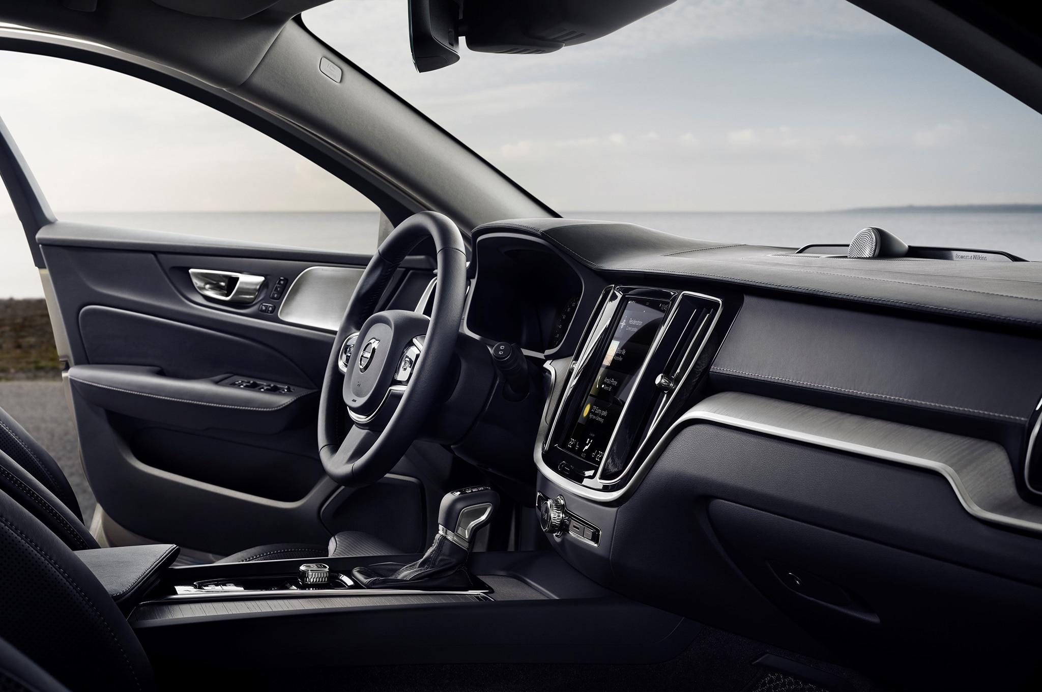 2019 Volvo V60 Inscription T6 Awd First Drive Review Automobile
