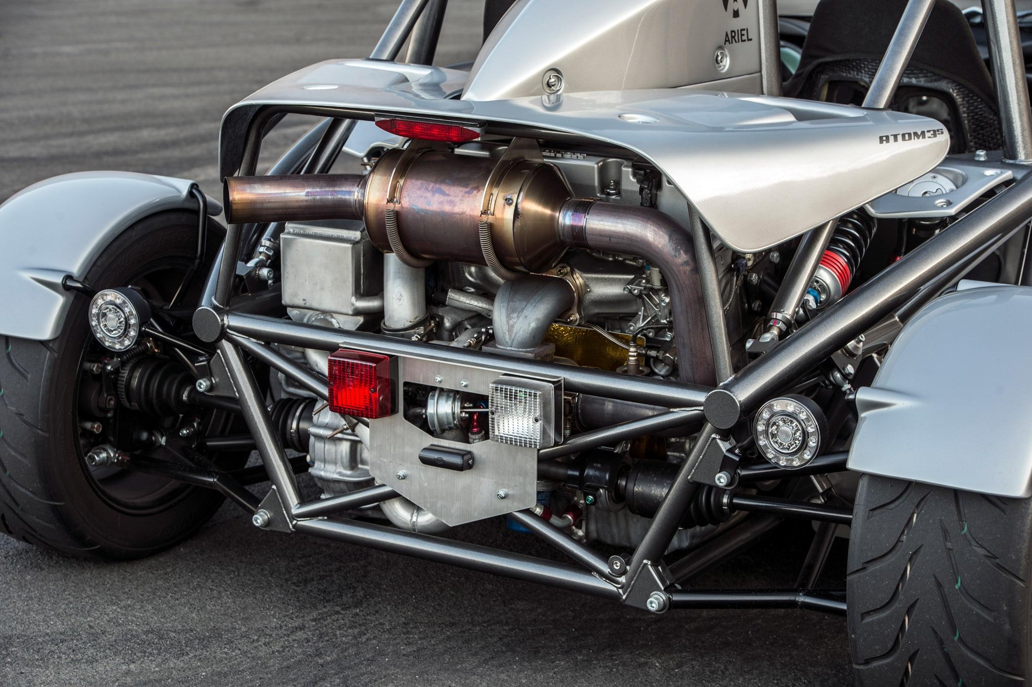Pro Racer's Take: Ariel Atom 3S | Automobile Magazine