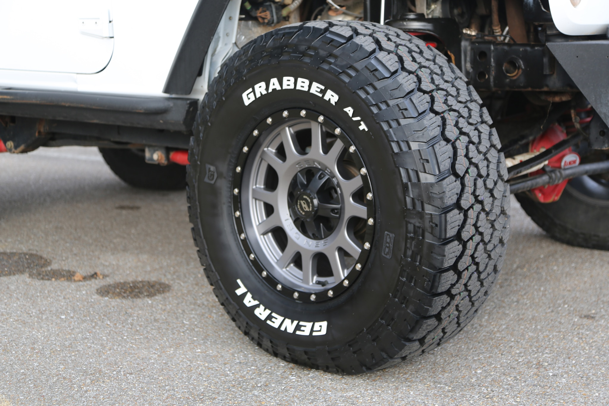 All Weather Tire >> Putting the General Tire Grabber A/Tx and G-Max RS to the Test | Automobile Magazine