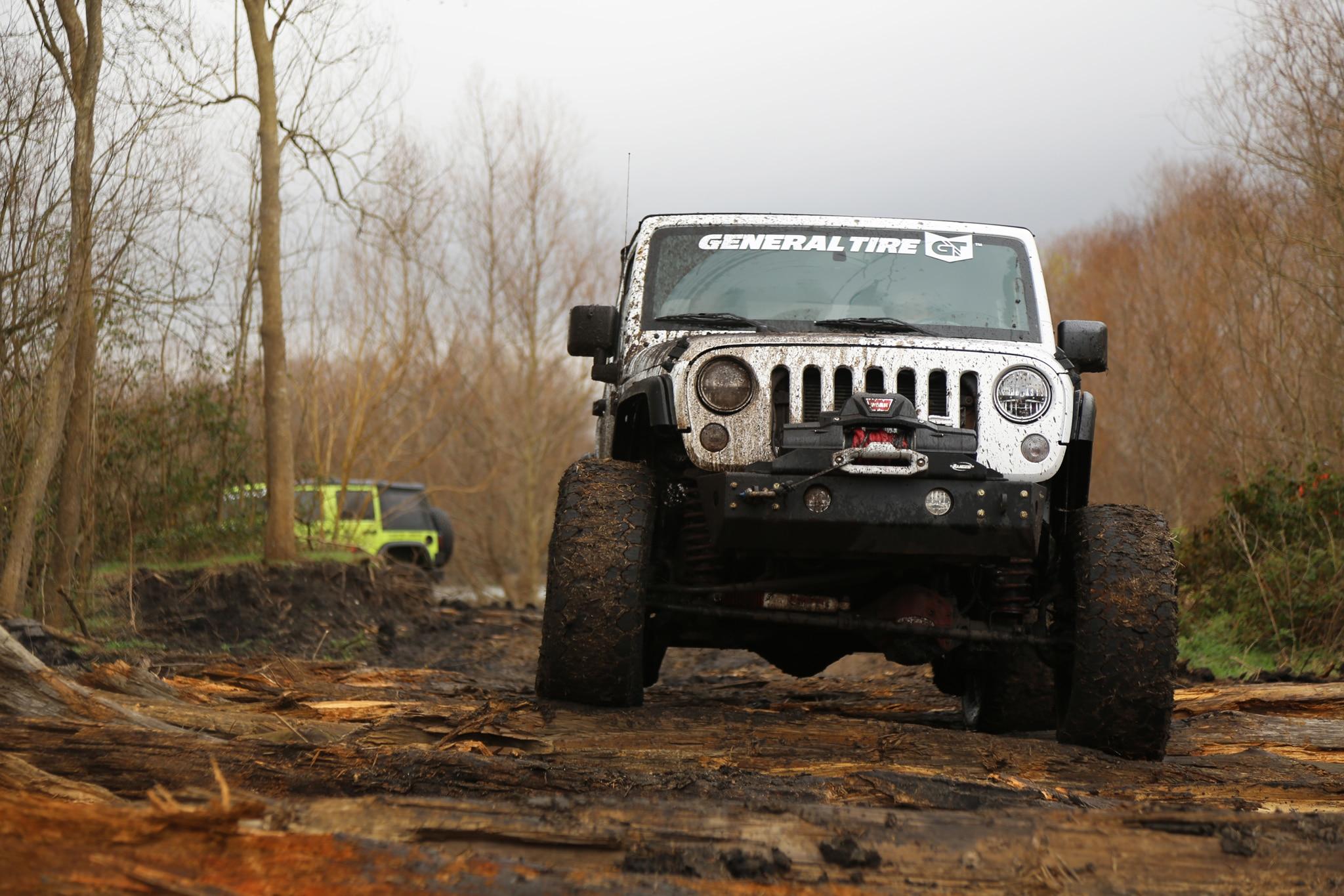 General Tire Jeep Log