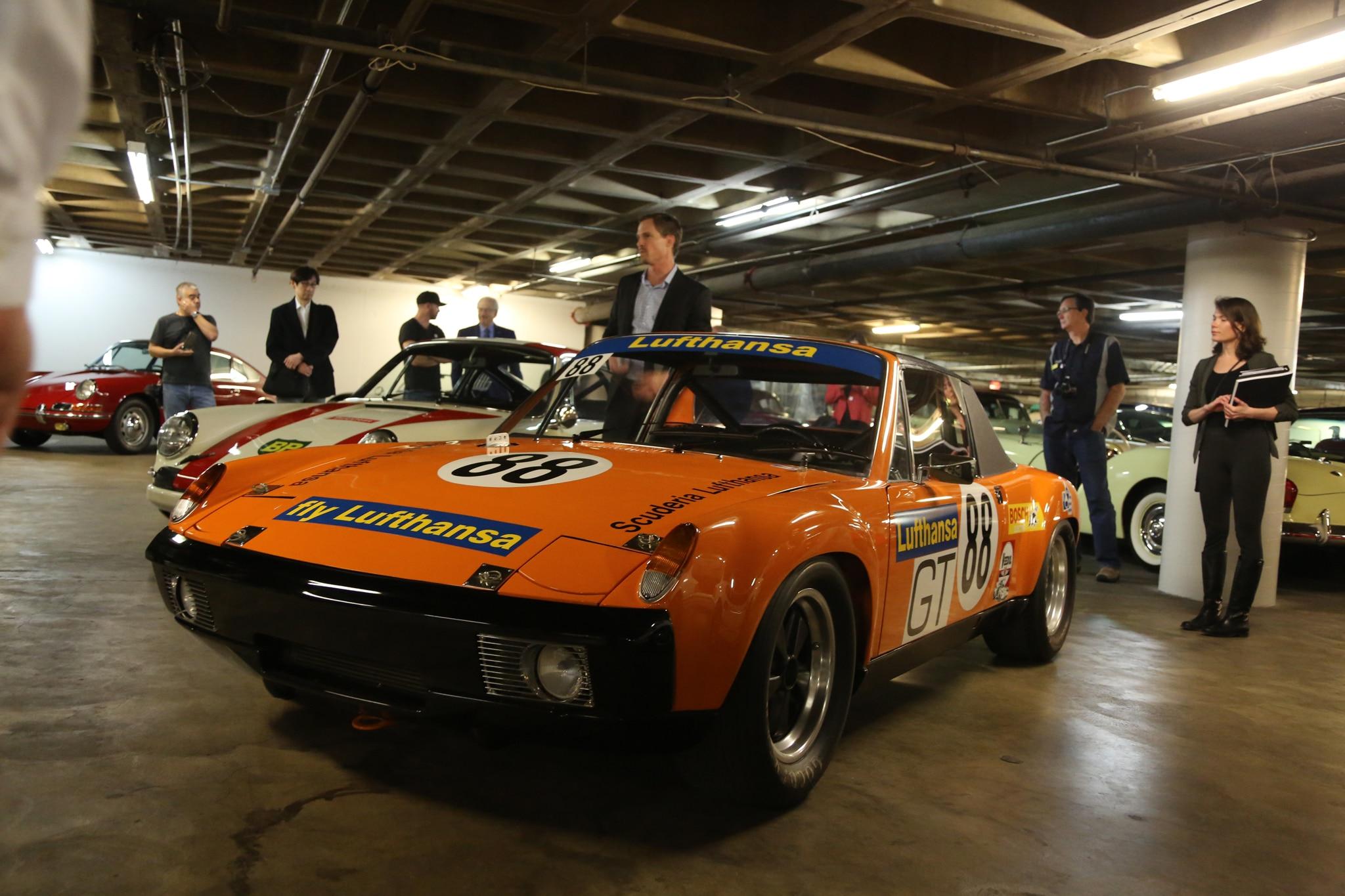 Porsche Effect Interview With Exhibit S Co Curator