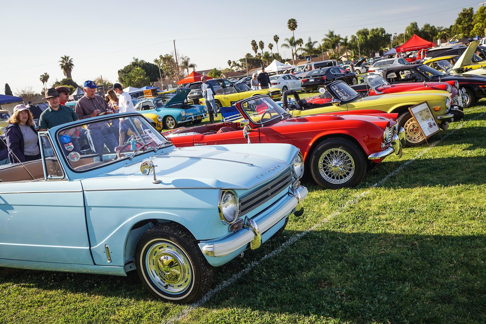 San Juan Capistrano Rotary Club Car Show 31