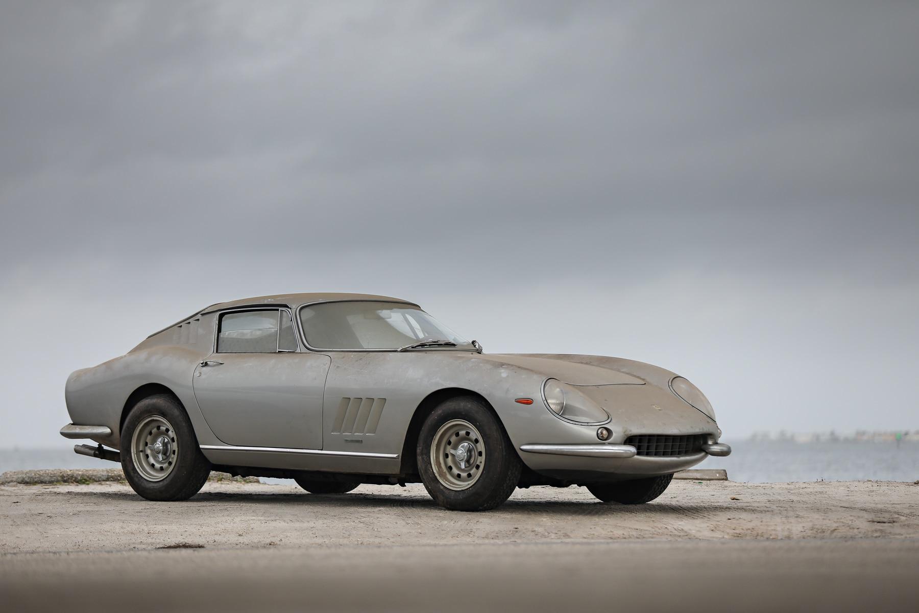 1966_Ferrari_275_GTB_Alloy Mathieu Heurtault Photos