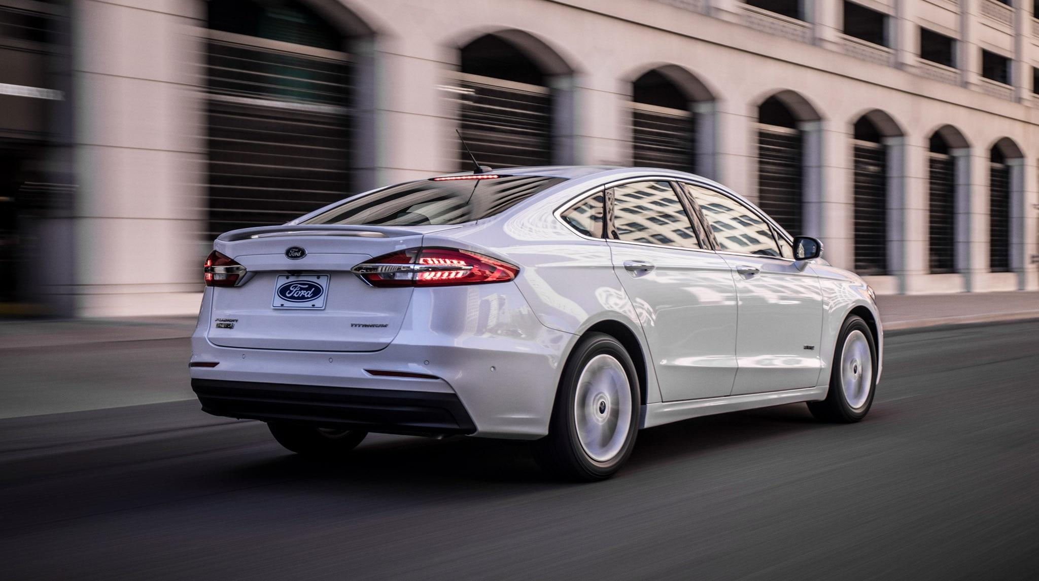 Honda Accord Sport >> 2019 Ford Fusion Gets a Facelift | Automobile Magazine