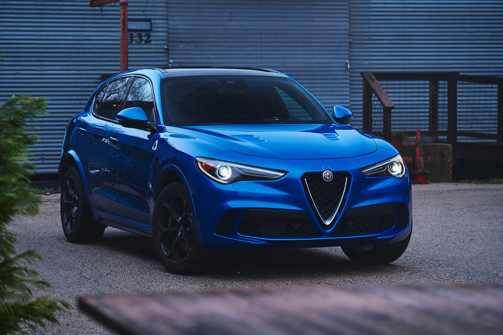 2018 Alfa Romeo Stelvio Price >> 2018 Alfa Romeo Stelvio Quadrifoglio First Drive Review | Automobile Magazine