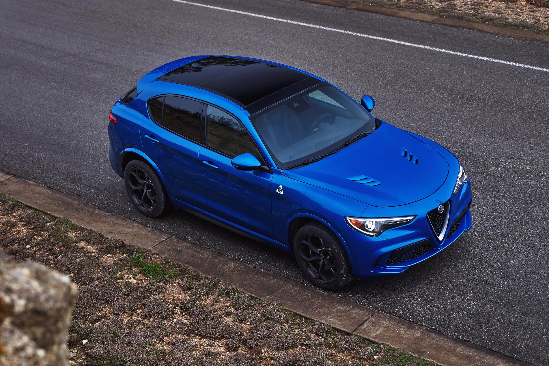 2018 Alfa Romeo Stelvio Quadrifoglio First Drive Review Automobile