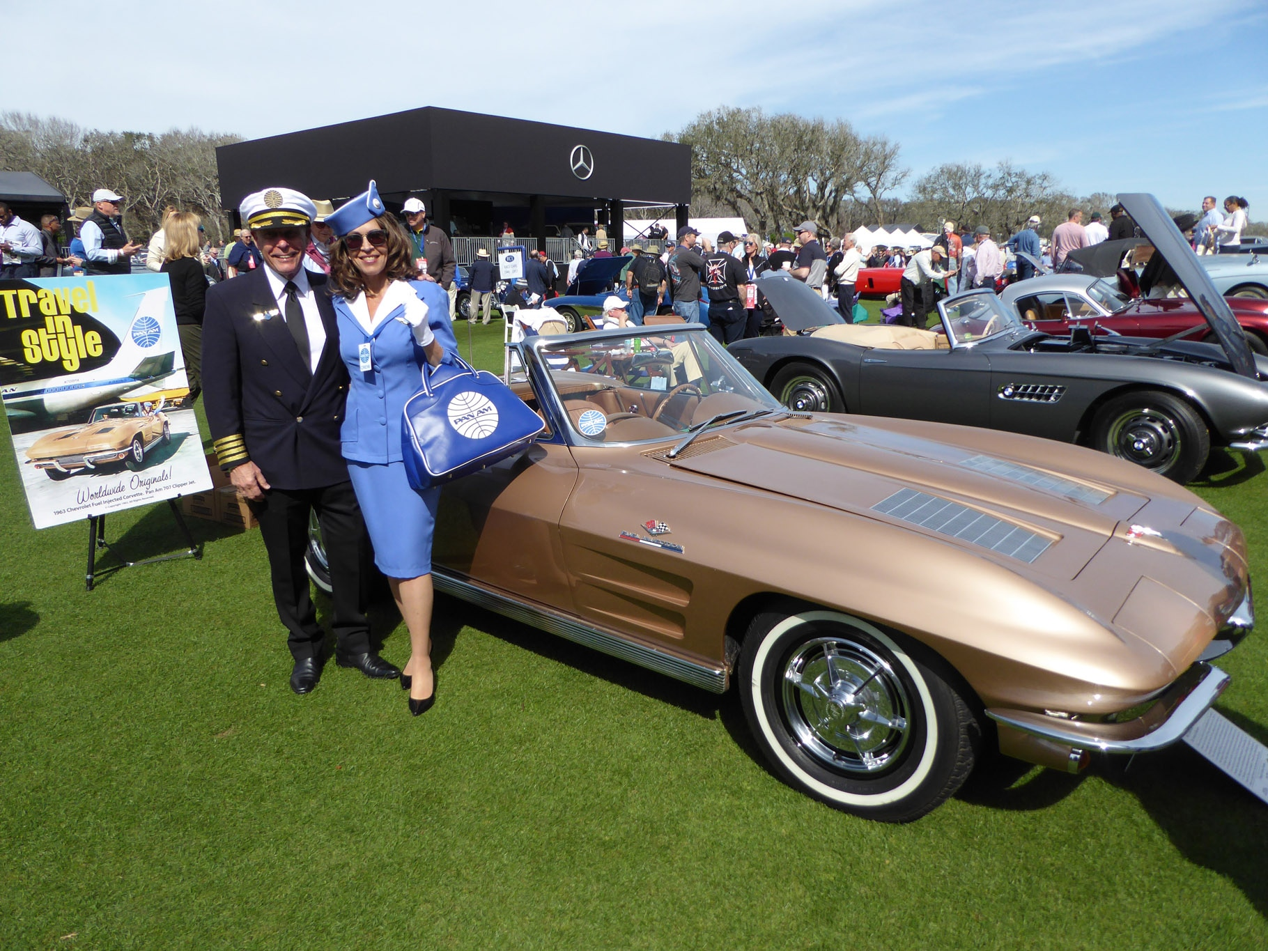 Amazing Cars From The Amelia Island Concours DElegance - Amelia island car show
