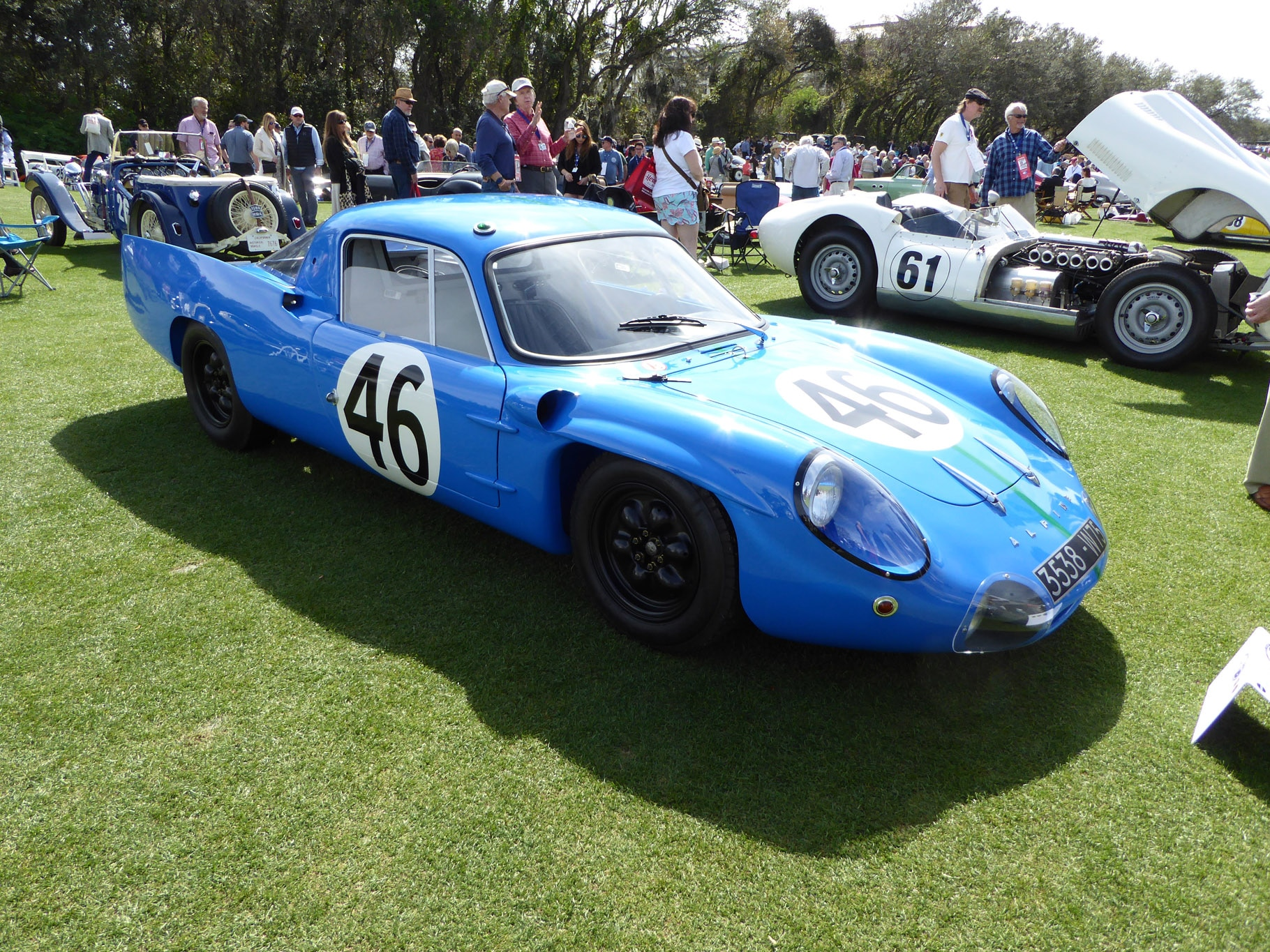 11 amazing cars from the 2018 amelia island concours d elegance automobile magazine. Black Bedroom Furniture Sets. Home Design Ideas