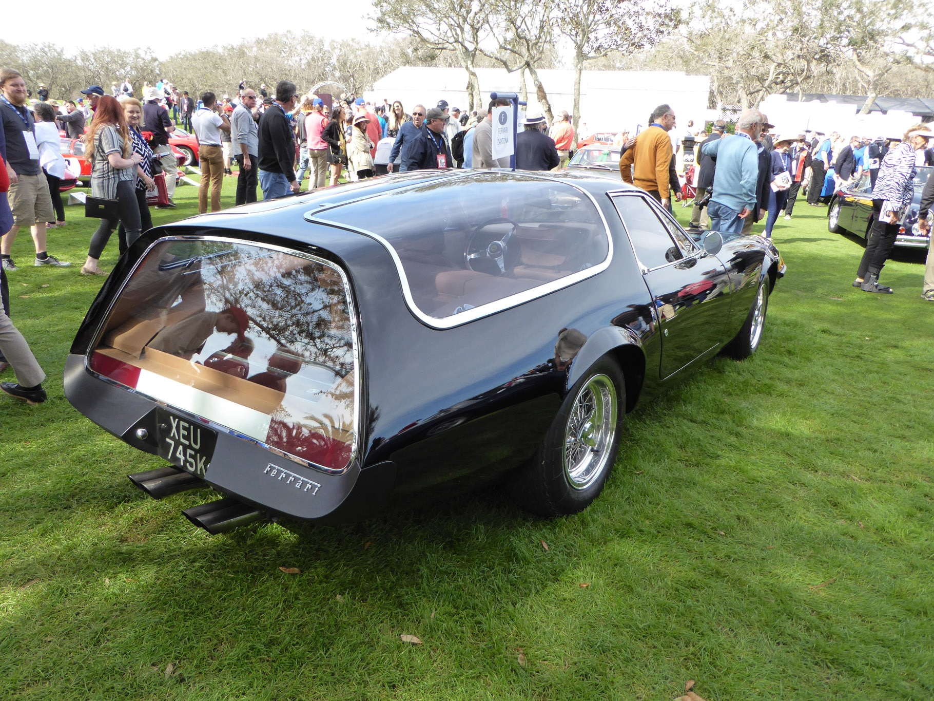 Concours D Elegance >> 11 Amazing Cars From The 2018 Amelia Island Concours D Elegance