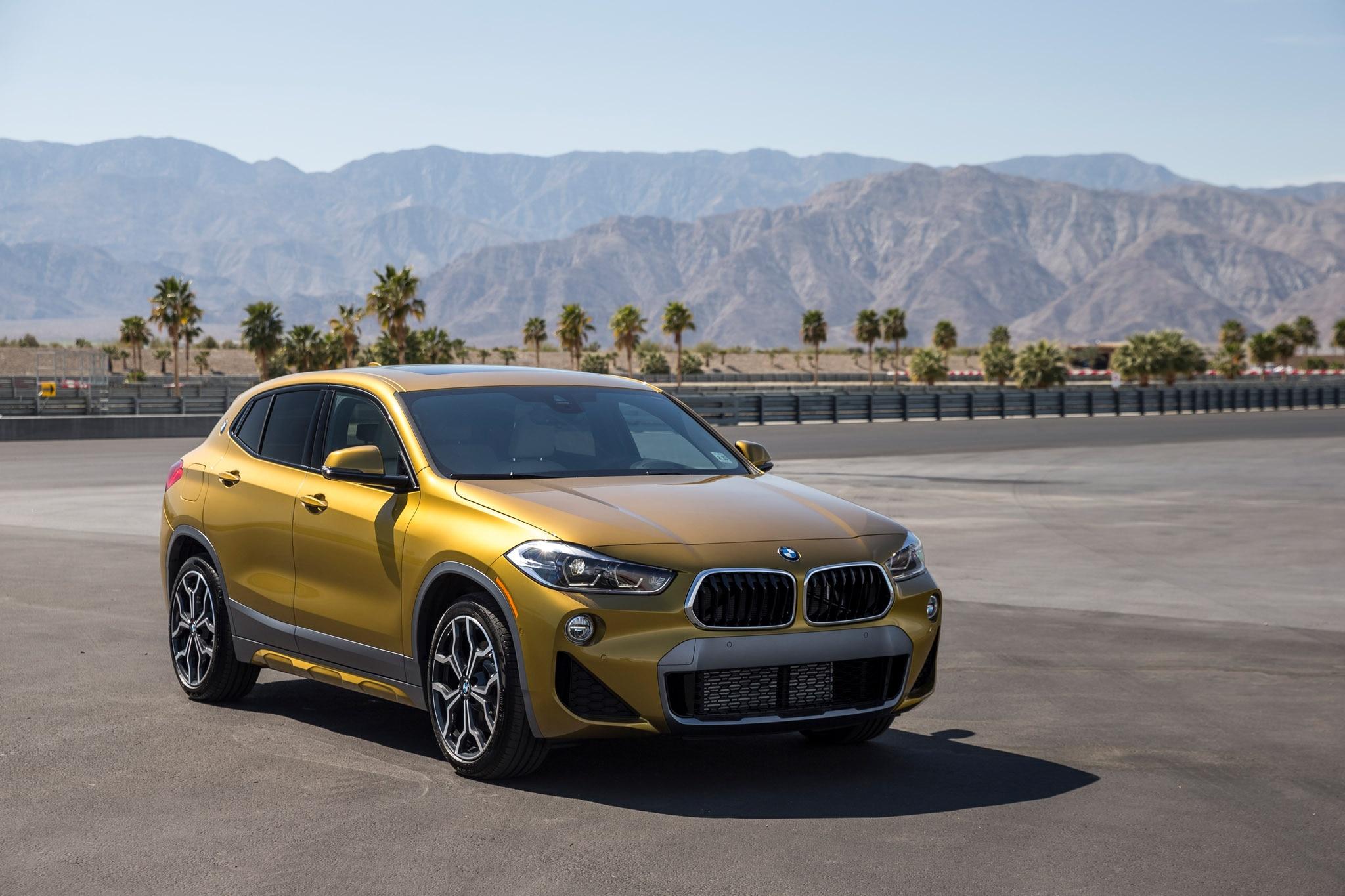 2018 BMW X2 1635