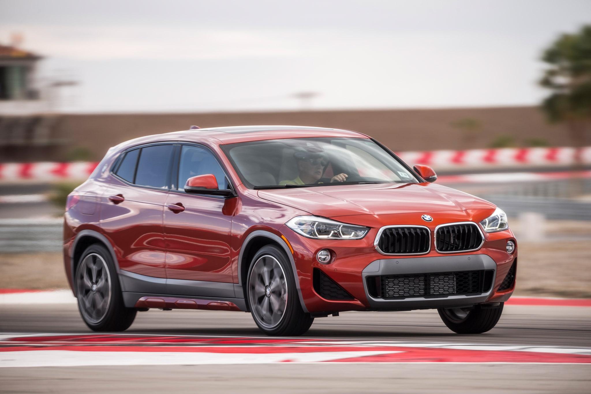 2018 BMW X2 2379