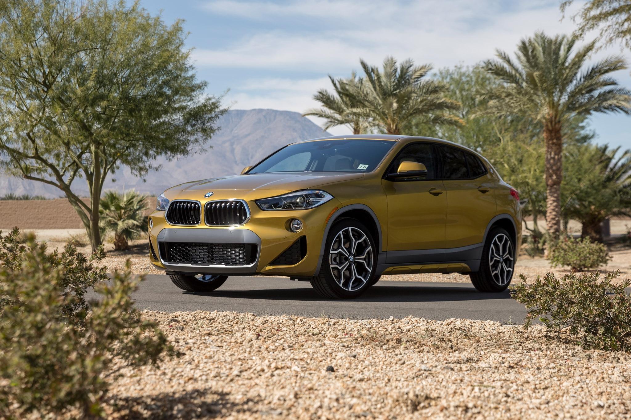2018 BMW X2 25