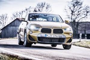 2018 BMW X2 Vs 2019 Volvo XC40 Vs 2018 Jaguar E Pace 05