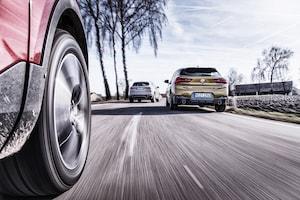 2018 BMW X2 Vs 2019 Volvo XC40 Vs 2018 Jaguar E Pace 18