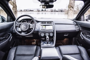 2018 BMW X2 Vs 2019 Volvo XC40 Vs 2018 Jaguar E Pace 45