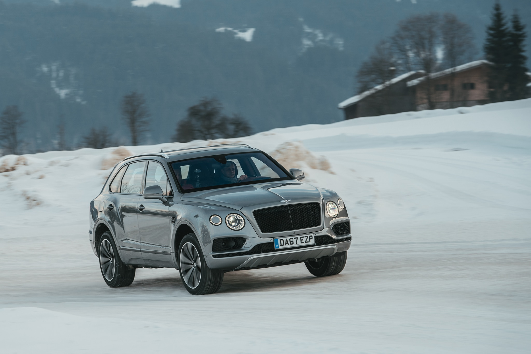 2019 Bentley Bentayga V8 First Drive Review Automobile Magazine