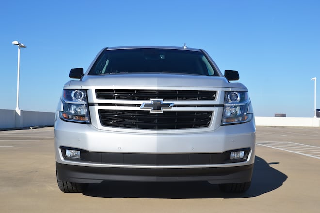 Haulin With The 2018 Chevrolet Tahoe Rst Automobile Magazine