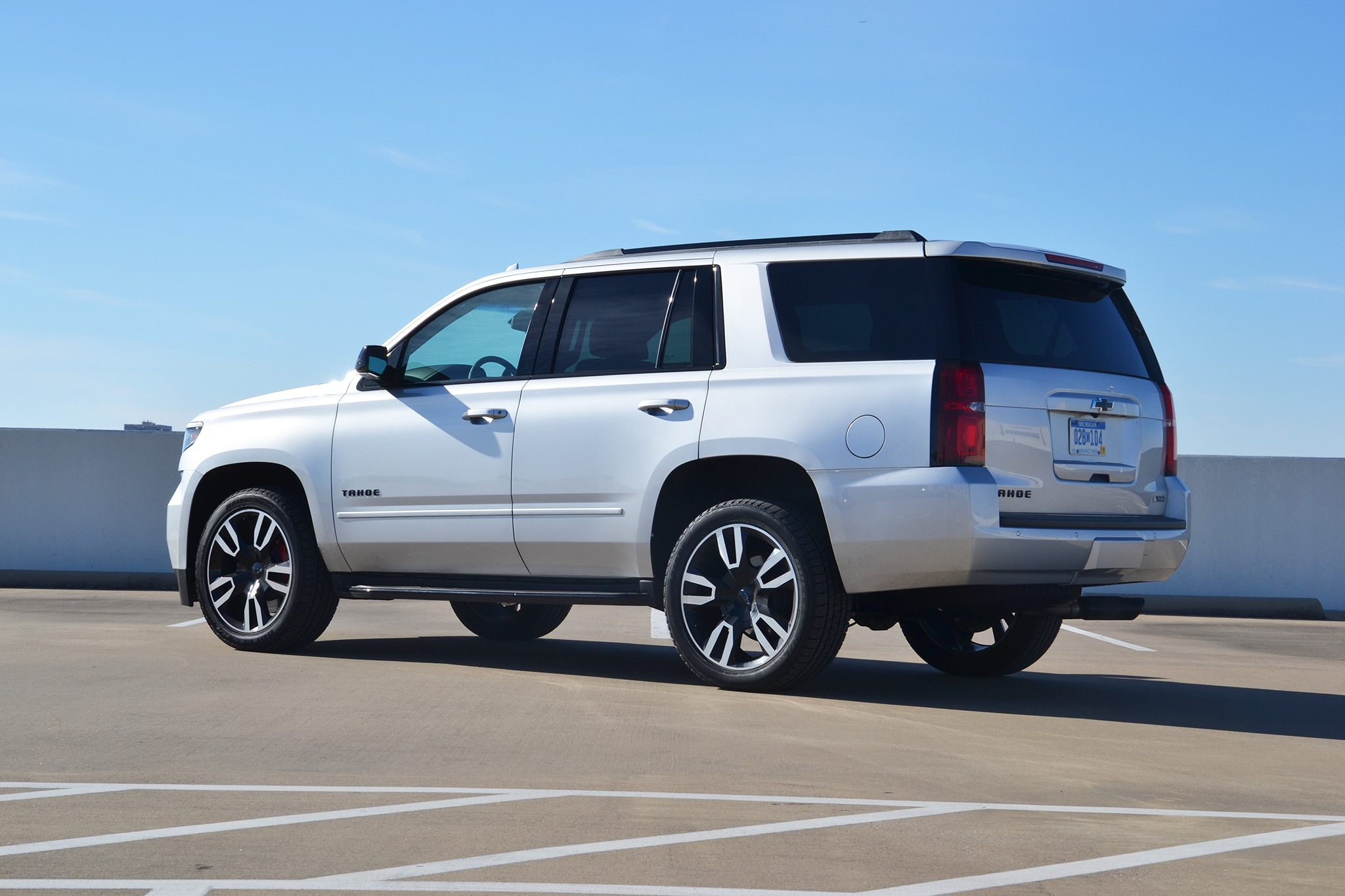 Haulin' with the 2018 Chevrolet Tahoe RST | Automobile ...
