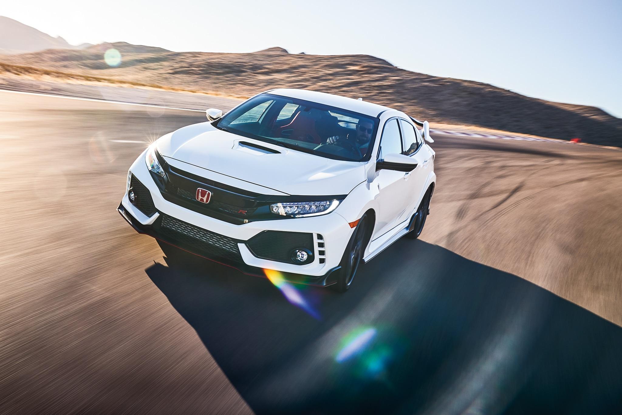 2018 Honda Civic Type R All Stars Contender 01