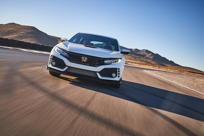 2018 AUTOMOBILE All-Star: 2018 Honda Civic Type R