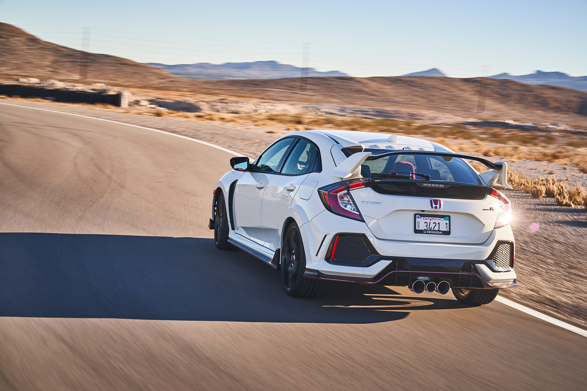 2018 AUTOMOBILE All Star Honda Civic Type R