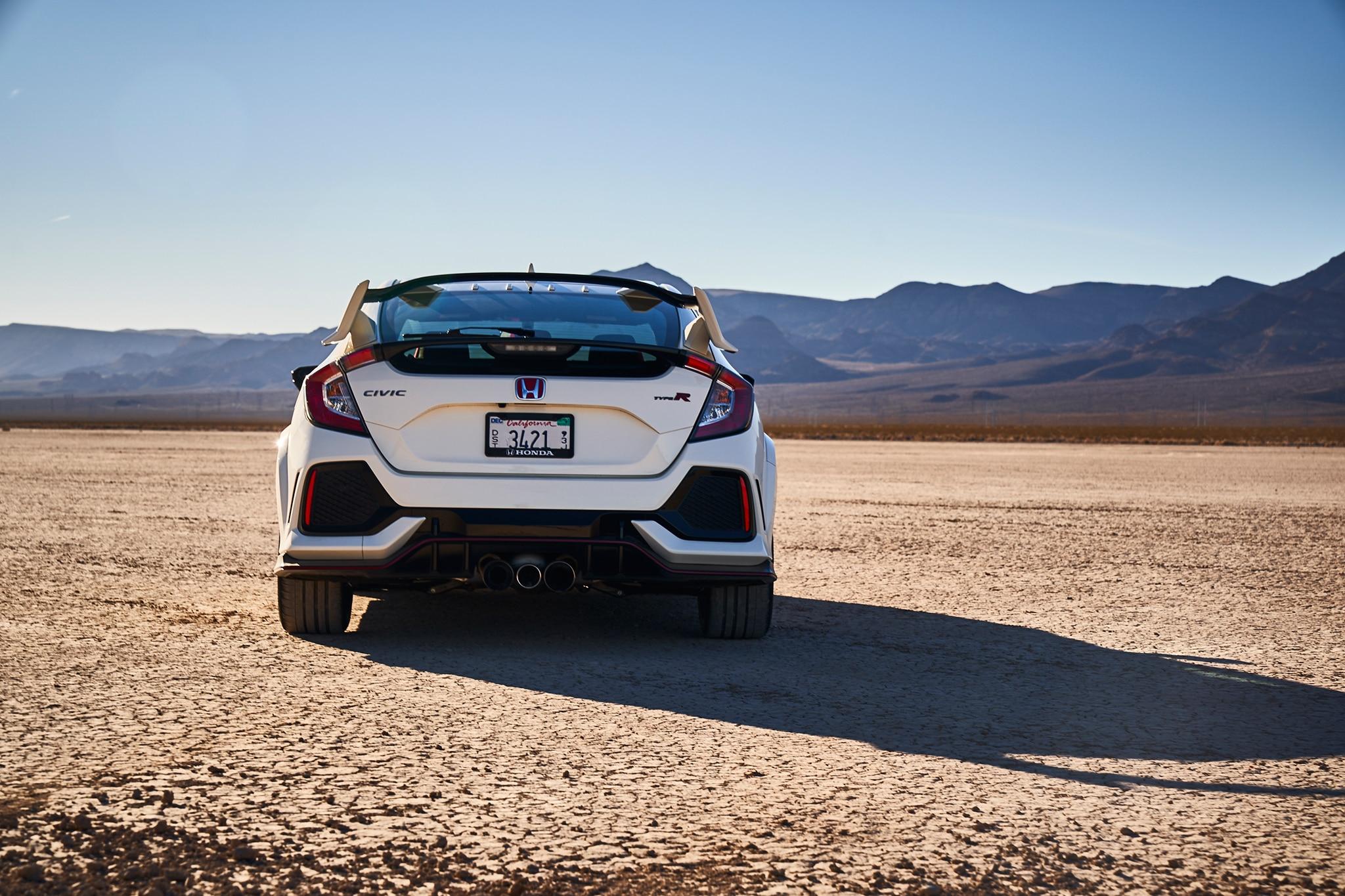 2018 AUTOMOBILE All-Star: 2018 Honda Civic Type R ...