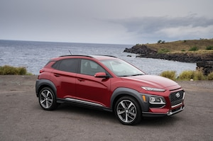 2018 Hyundai Kona Front Three Quarter 26