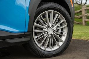 2018 Hyundai Kona Front Wheel