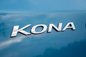 2018 Hyundai Kona Kona Logo