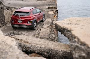 2018 Hyundai Kona Rear Three Quarter 7