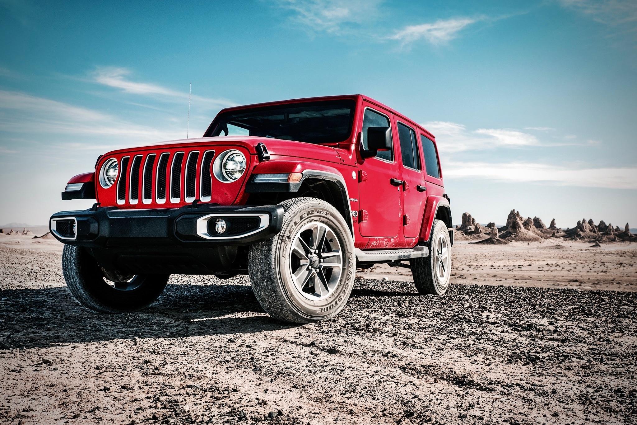2018 Jeep Wrangler Unlimited Sahara 15