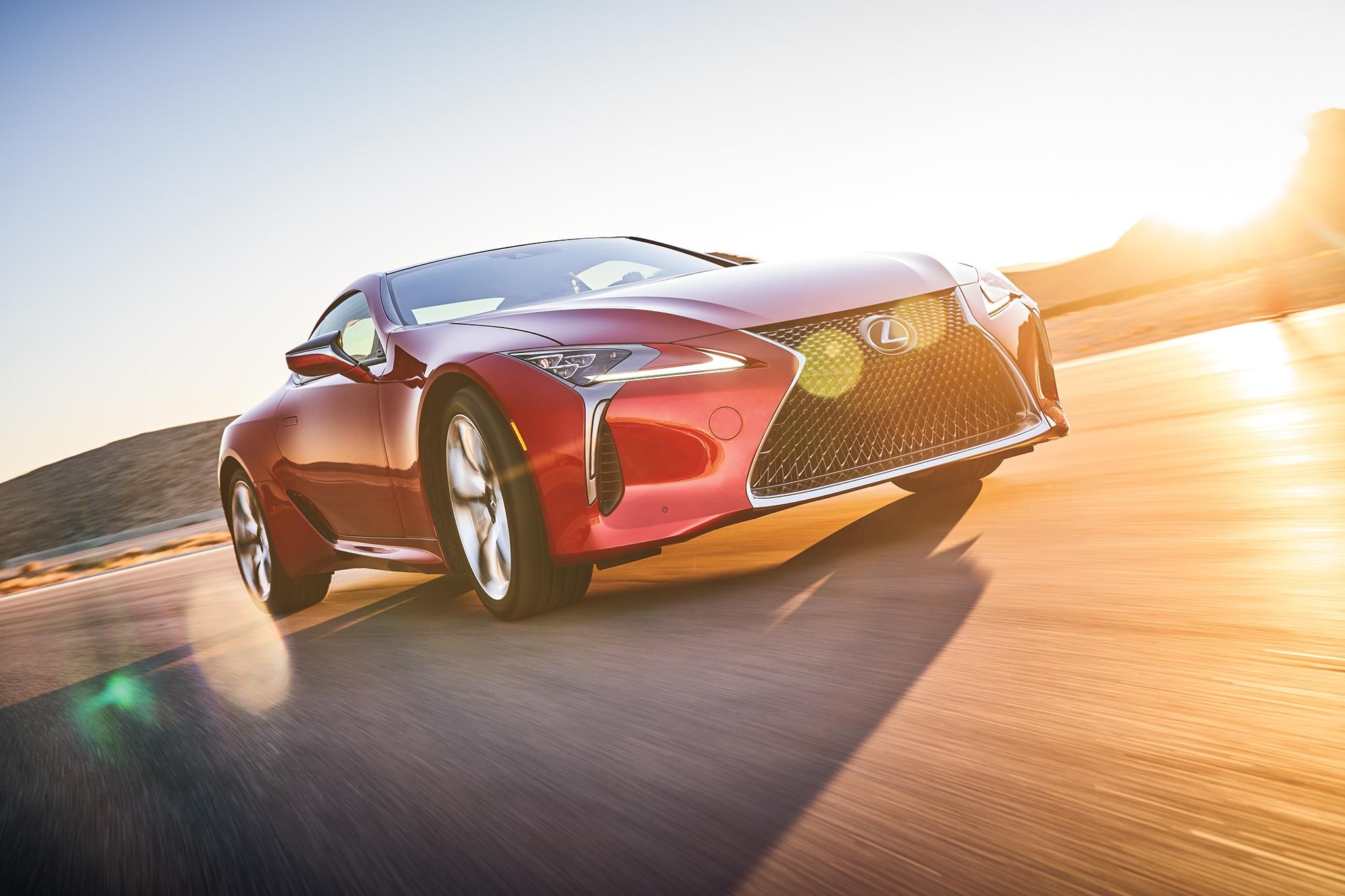 2018 Lexus LC 500 All Stars Contender 01