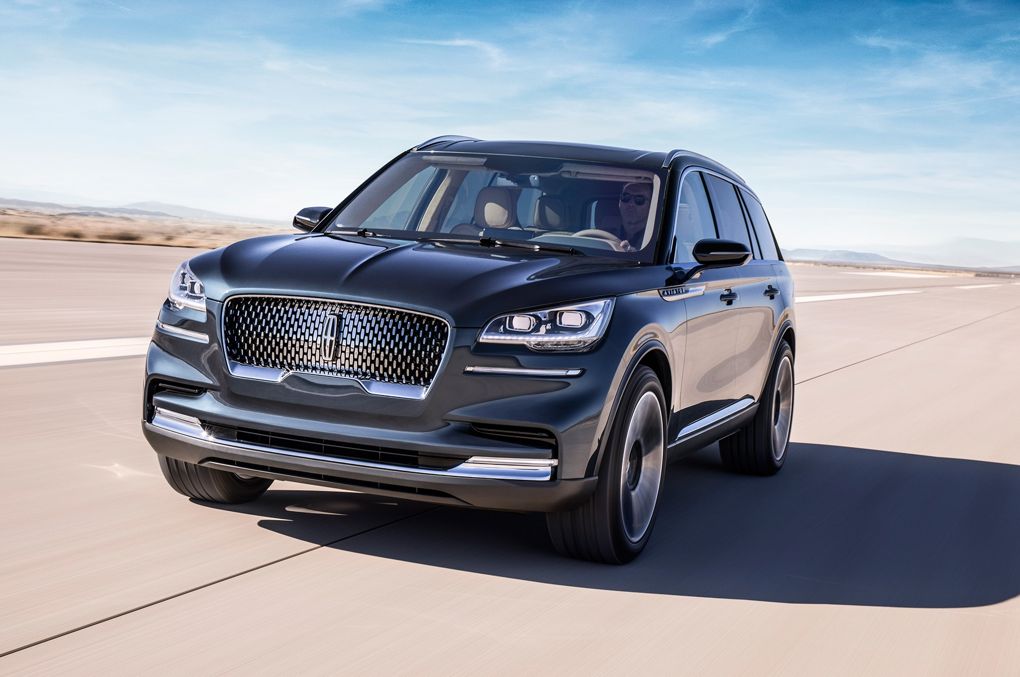 2019 New And Future Cars Lincoln Automobile Magazine