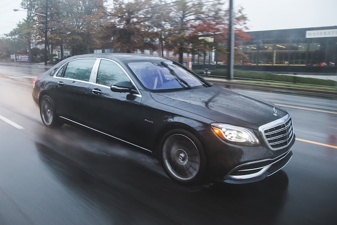 2018 Mercedes Maybach S560 4MATIC 29