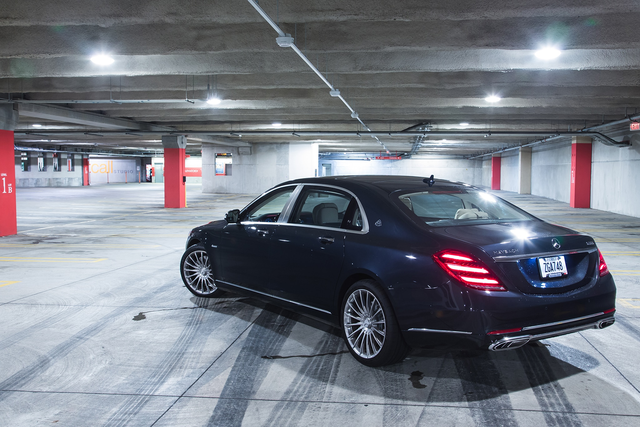 one week with: 2018 mercedes-maybach s560 | automobile magazine