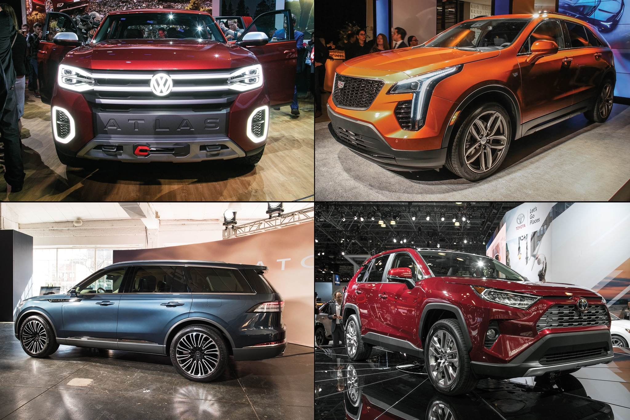 New York Auto Show Hits Misses And Revelations Automobile - New york car show 2018
