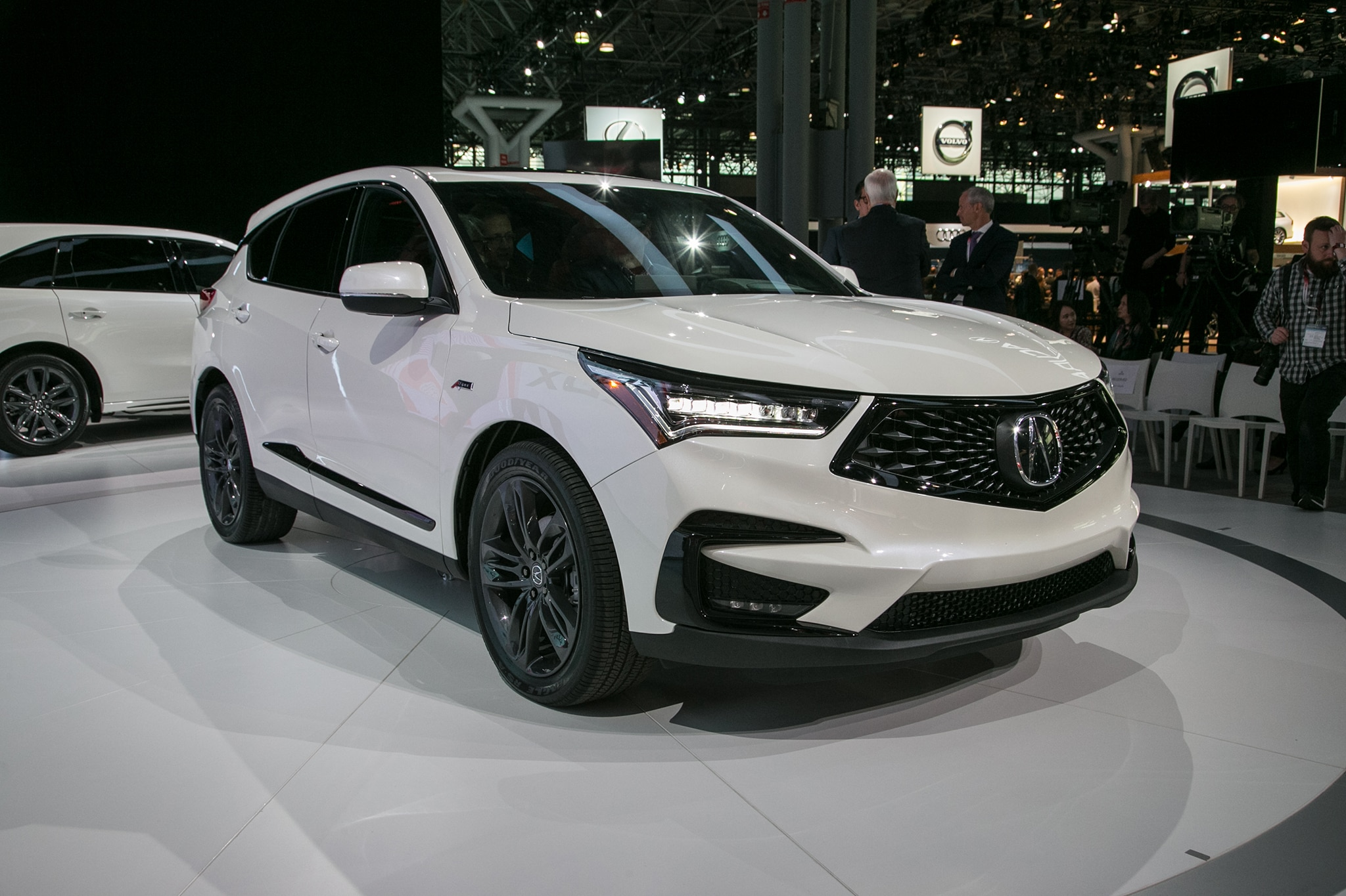 Acura Rdx Dimensions >> 2019 Acura Rdx Receives An A Spec Variant Automobile Magazine