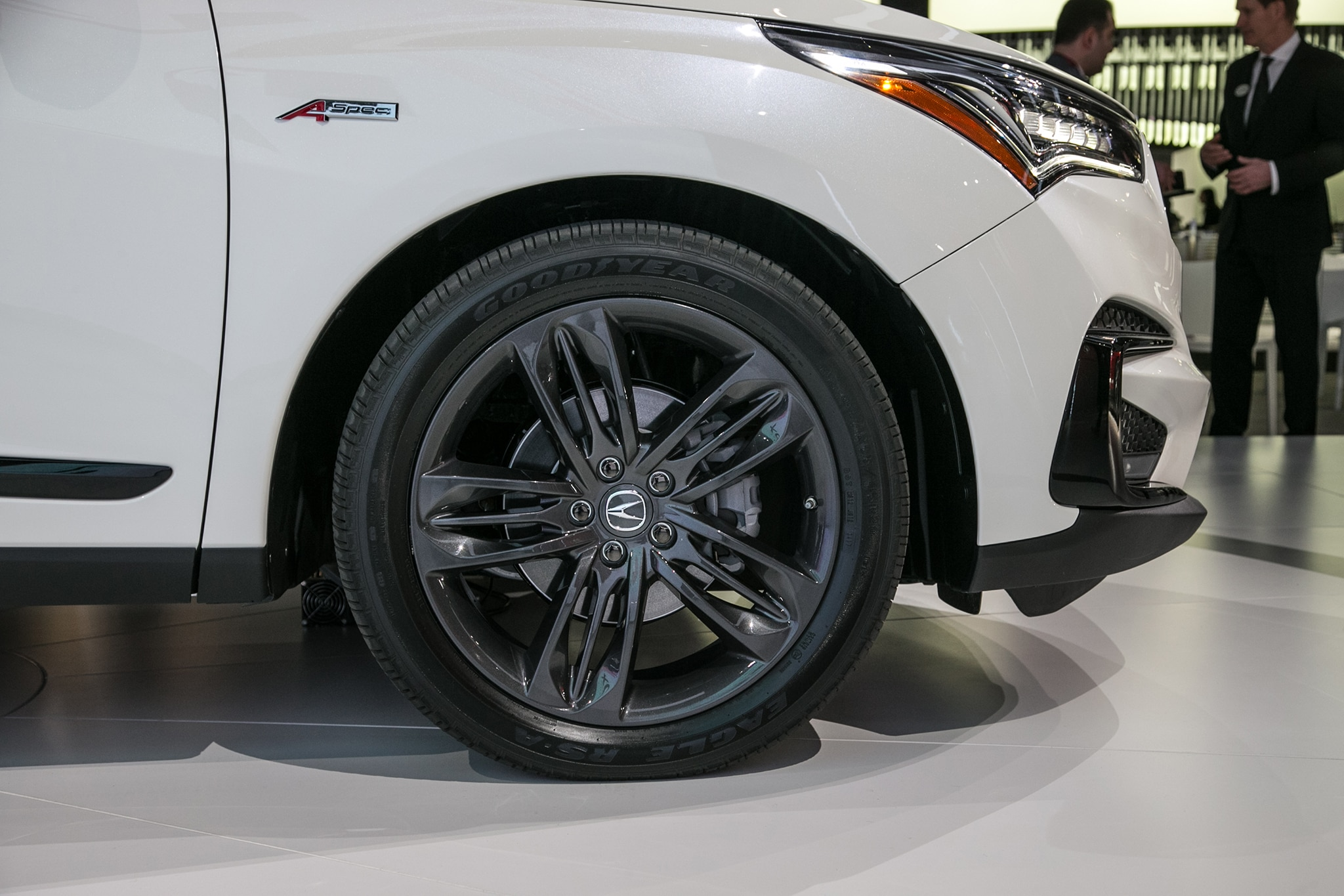 Acura RDX Receives An ASpec Variant Automobile Magazine - Acura rdx tires