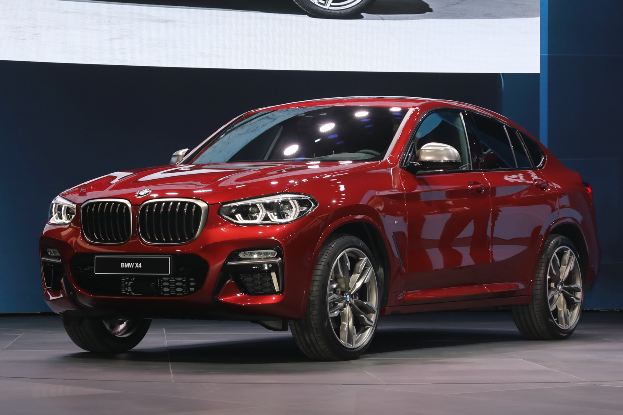 2019 Bmw X4 Is Ready To Rock Roll And Repeat Automobile Magazine
