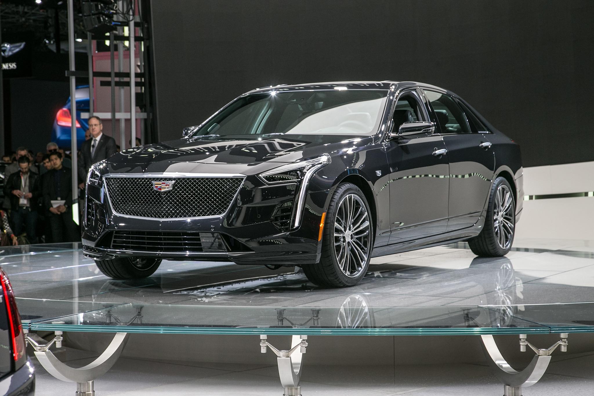 2019 Cadillac CT6 V Sport 05