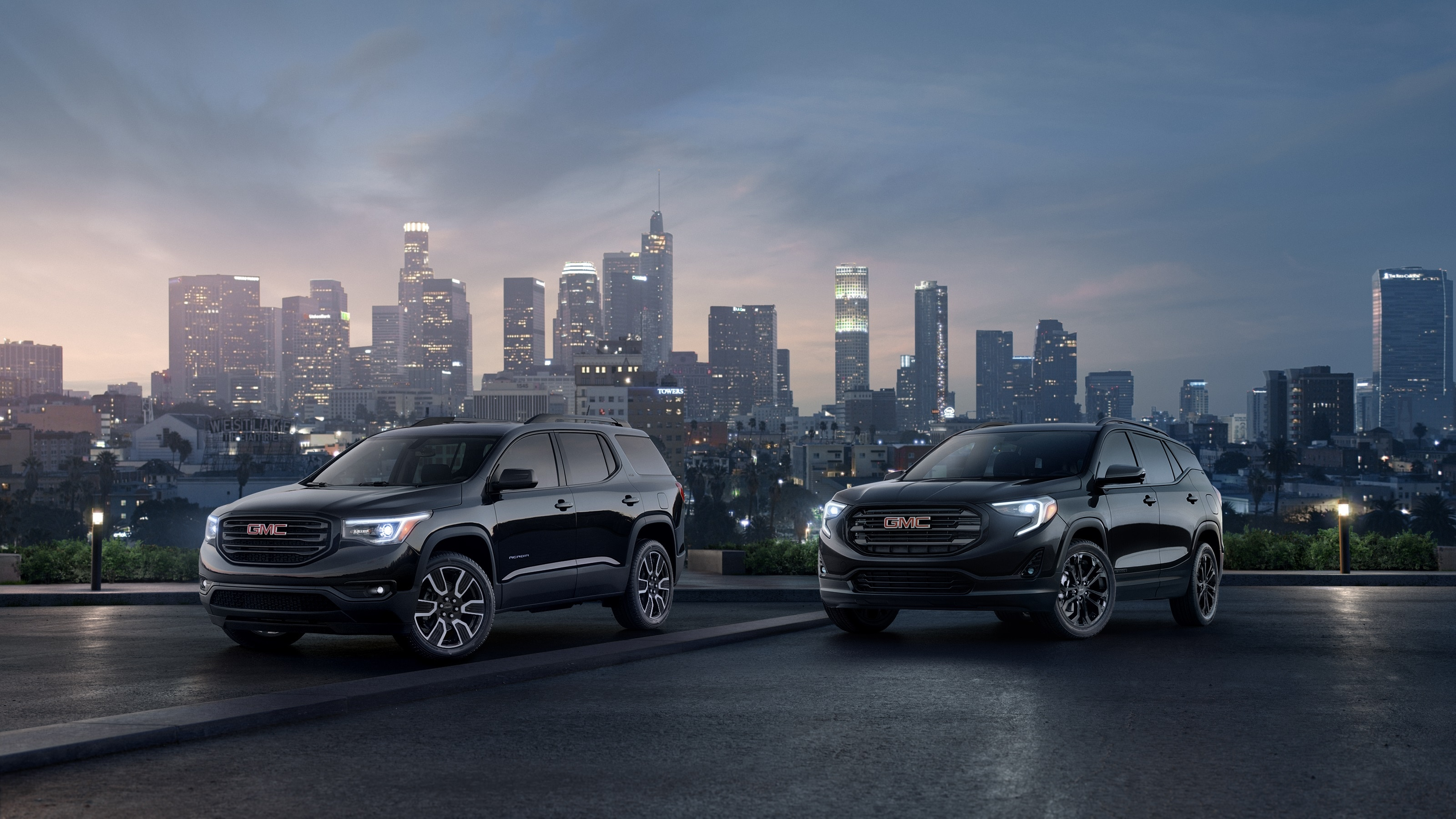Gmc Acadia For Sale >> 2019 GMC Acadia and Terrain Sport Black Editions for New ...