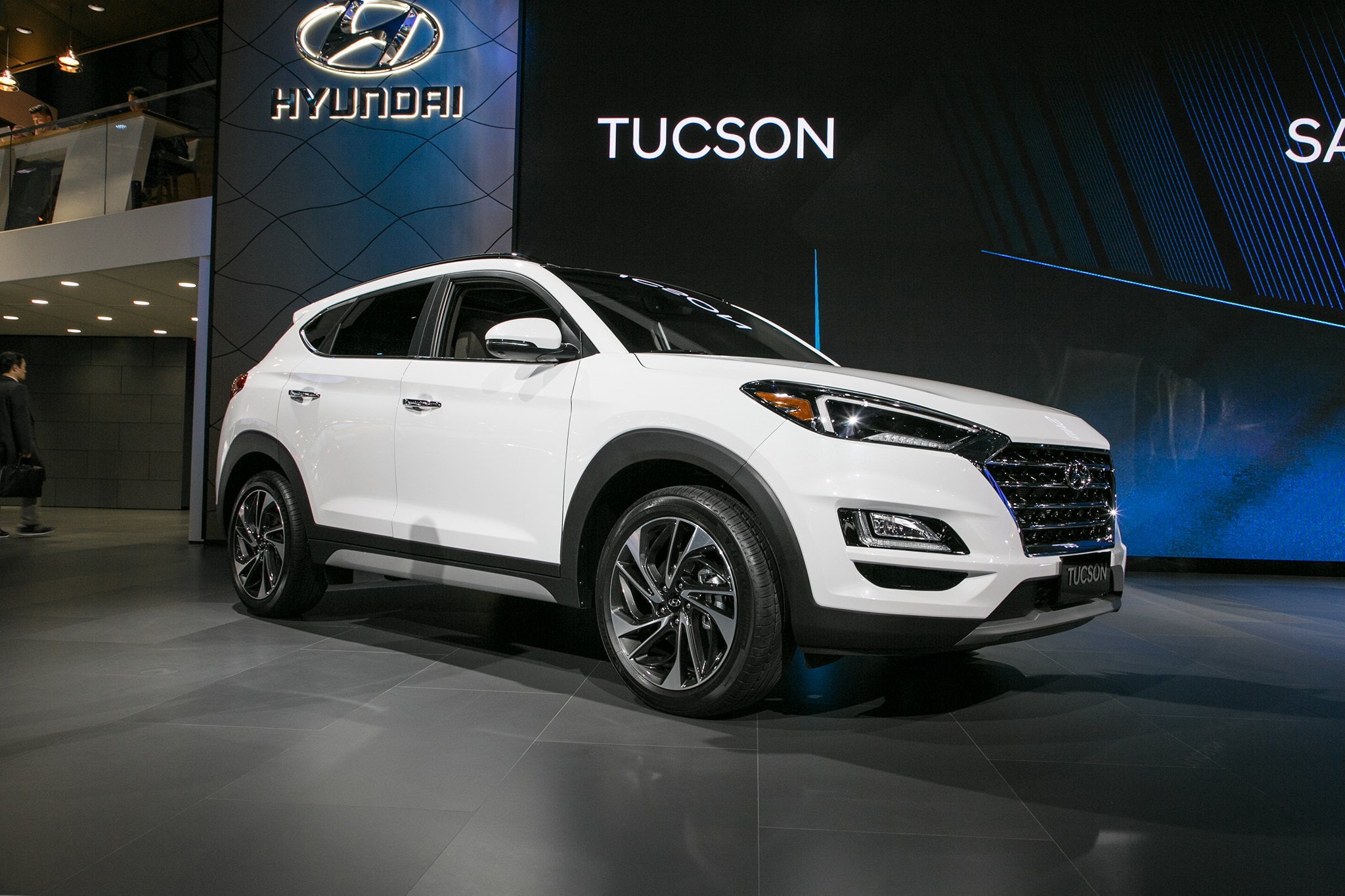News 4 Tucson >> 2019 Hyundai Tucson Offers More Power | Automobile Magazine
