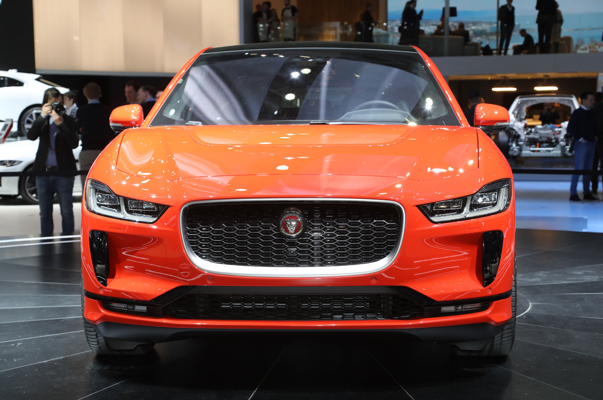 All-Electric 2019 Jaguar I-Pace Launches with 240 Miles of Range, 394 HP | Automobile Magazine