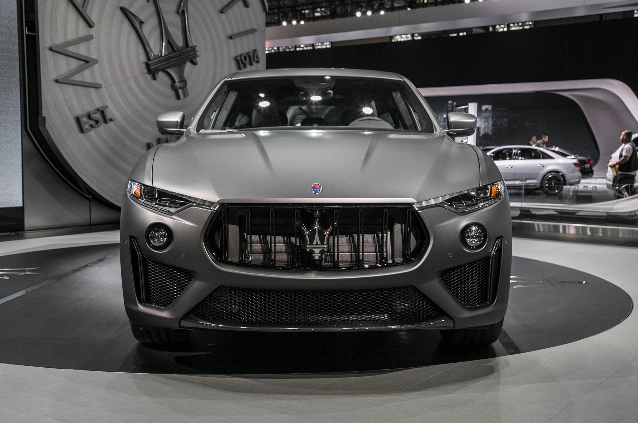 2019 Maserati Levante Trofeo is One of the Quickest ...