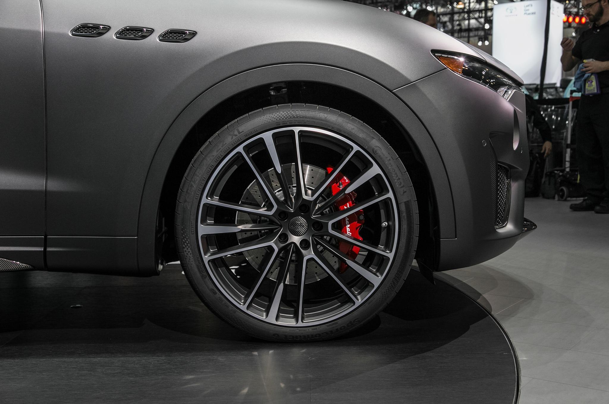 2019 Maserati Levante Trofeo Is One Of The Quickest Maseratis Yet