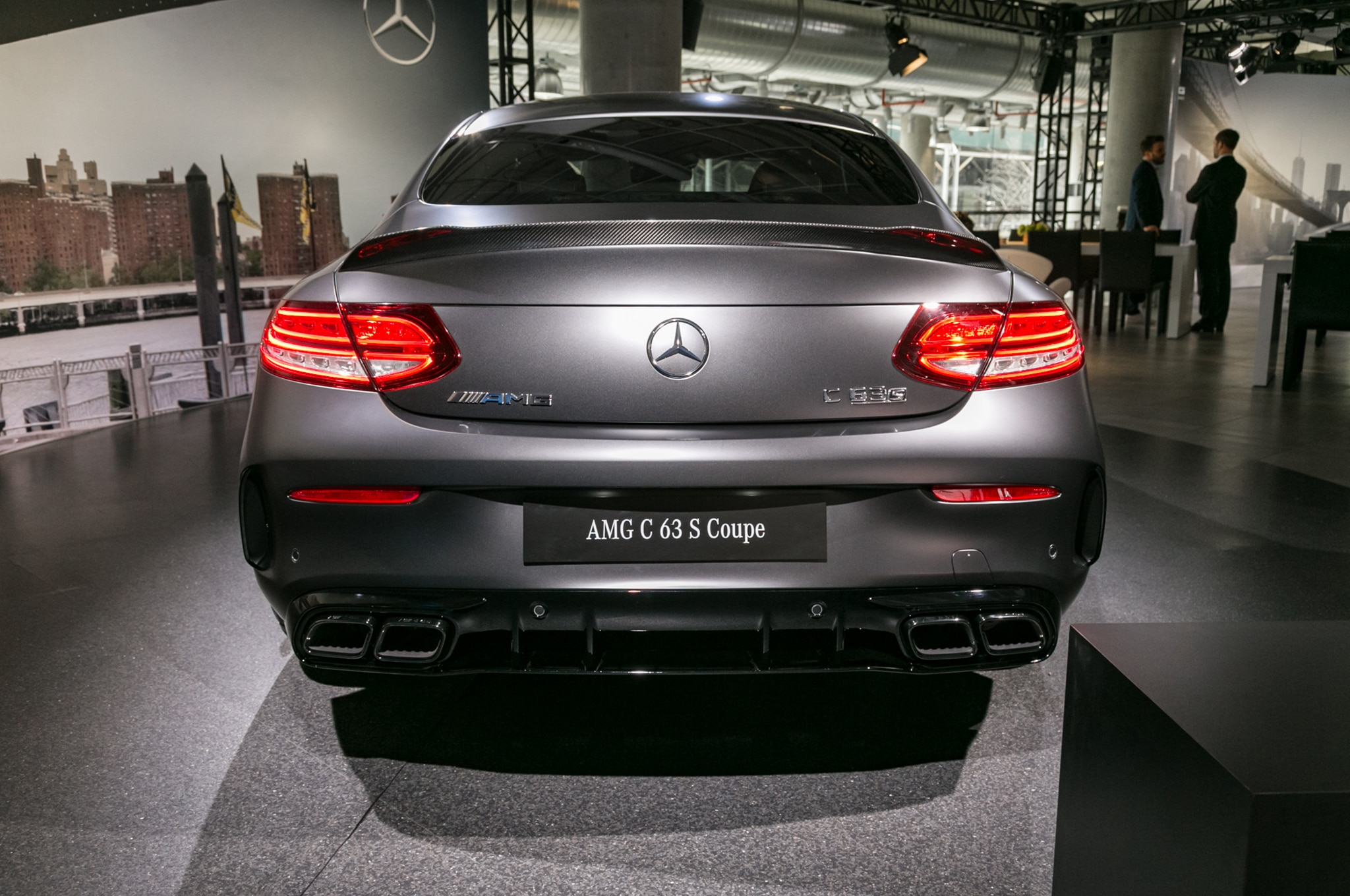 C63 Amg Coupe 2018 >> 2019 Mercedes-AMG C63 Family Arrives with Six Variants | Automobile Magazine