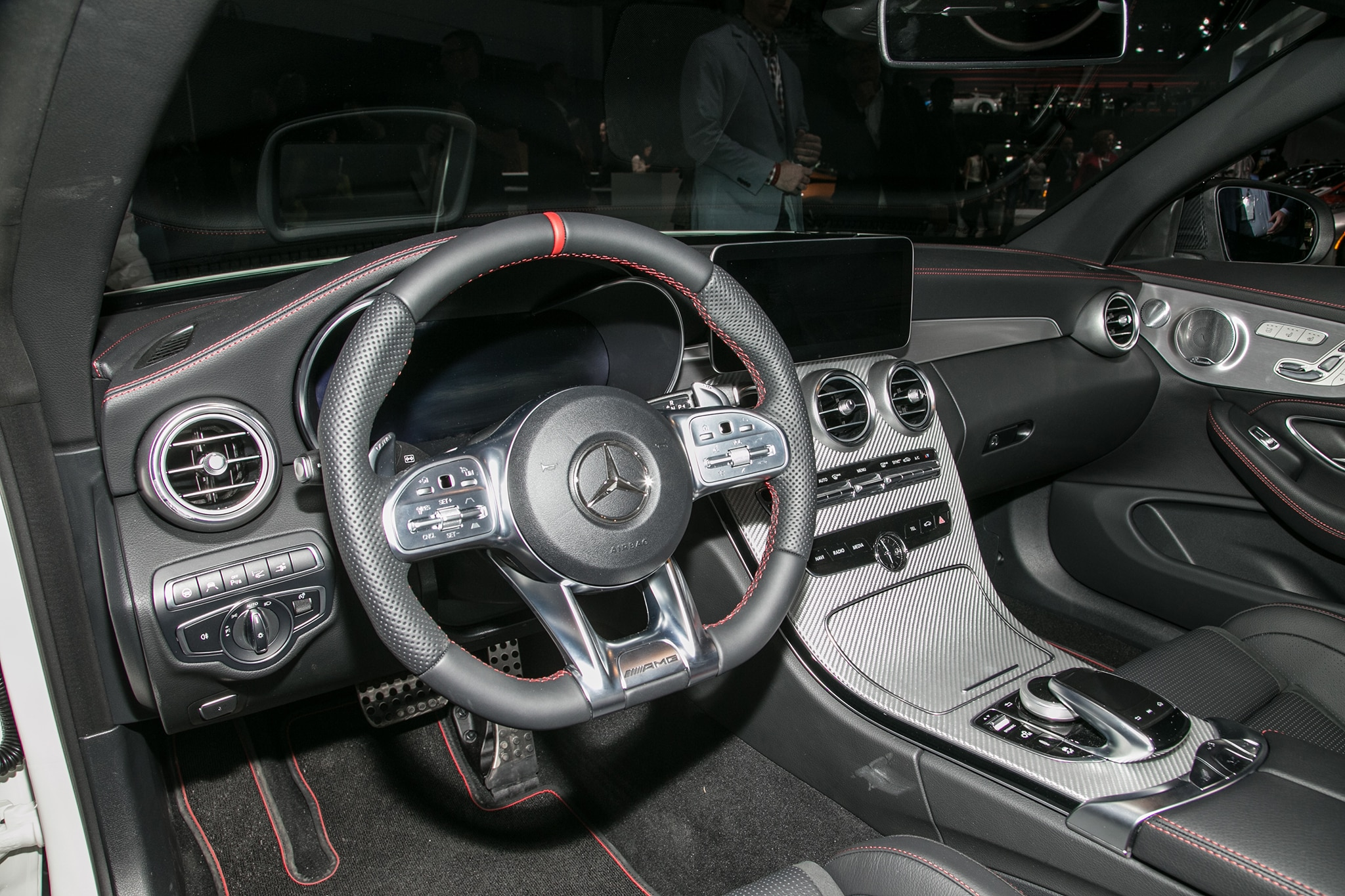 2019 Mercedes-AMG C43 Coupe and Cabriolet Make NYC Debut