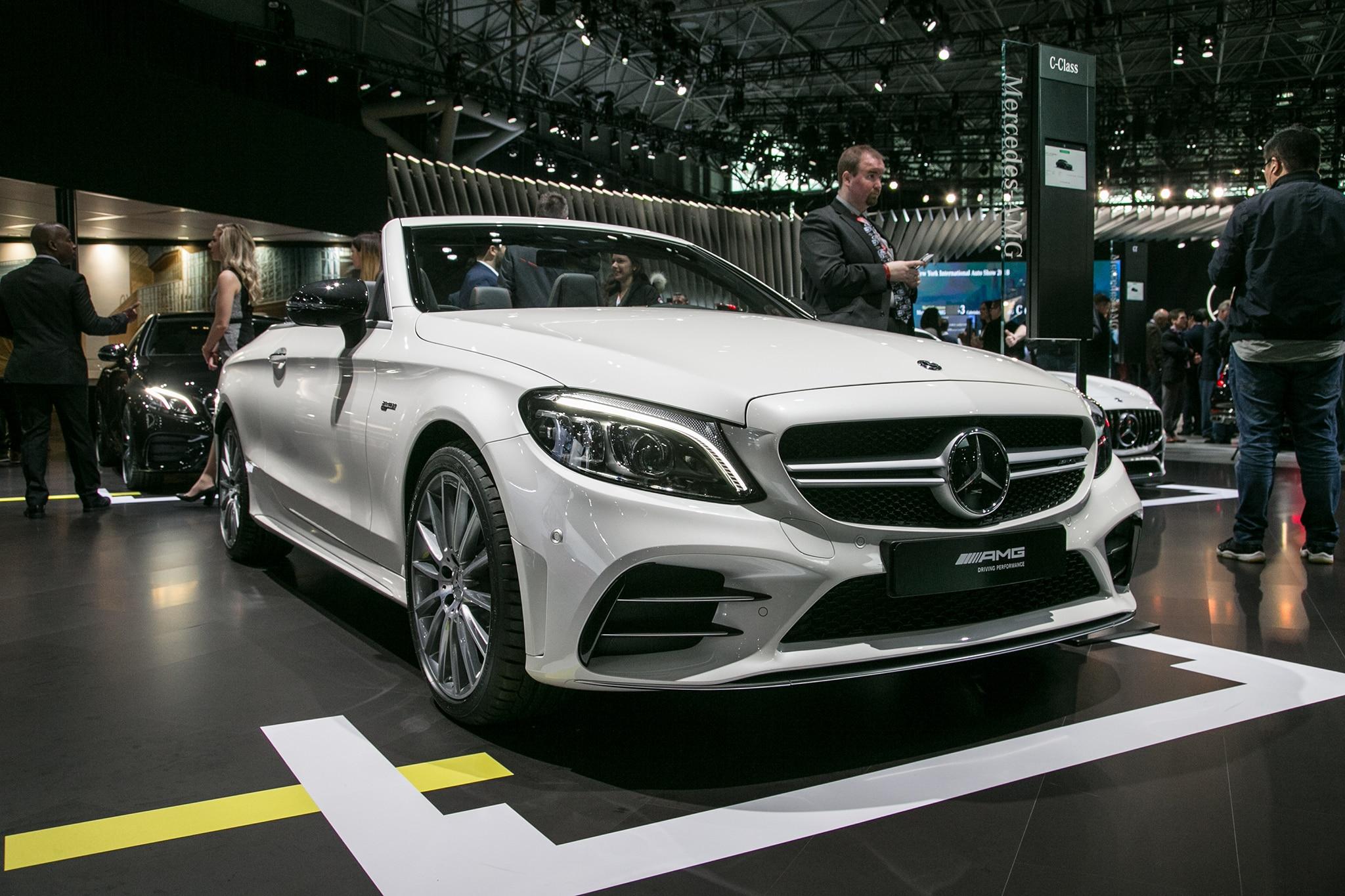 2019 Mercedes AMG C43 Cabrolet 06