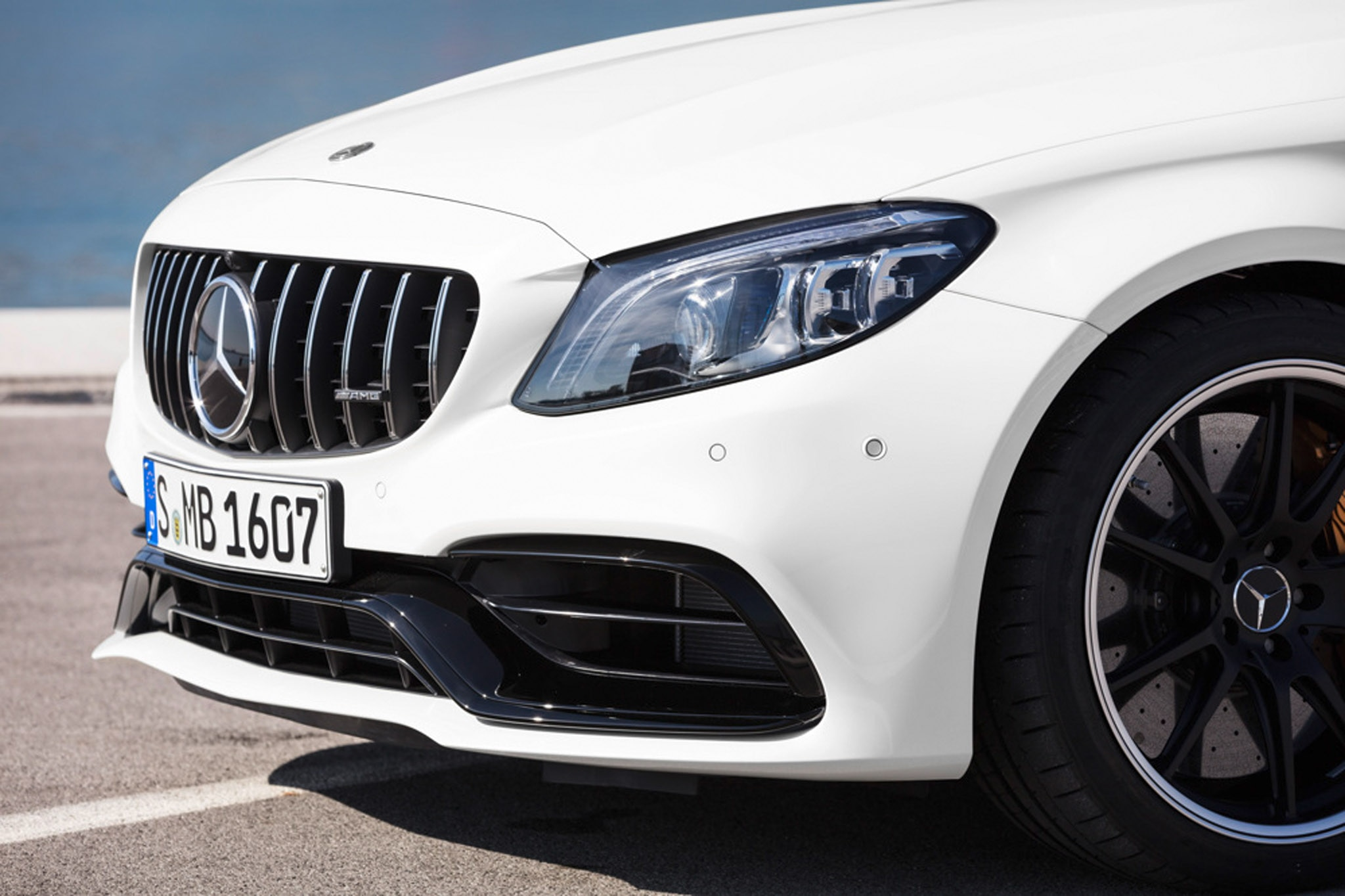 2019 Mercedes Amg C63 Family Arrives With Six Variants Automobile