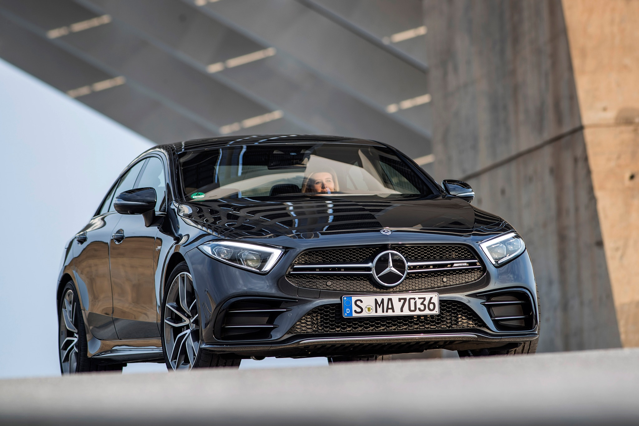 2019 Mercedes-Benz CLS-Class First Drive Review | Automobile Magazine